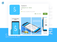 Saleem App | Fastest Delivery of your Parcel