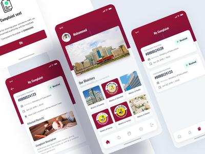 Complaint App | Ministry