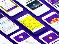 Tada App UI | State Quiz Game
