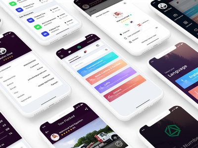 Albarha | Vehicle apps uiux ui 2019 ios clean app android app mobileappdesign app vehicle apps appui