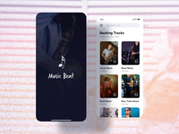 Music Beat | Mobile Application