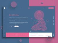 Buddha Ux Ui Home Page