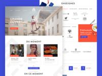 GHD - Website