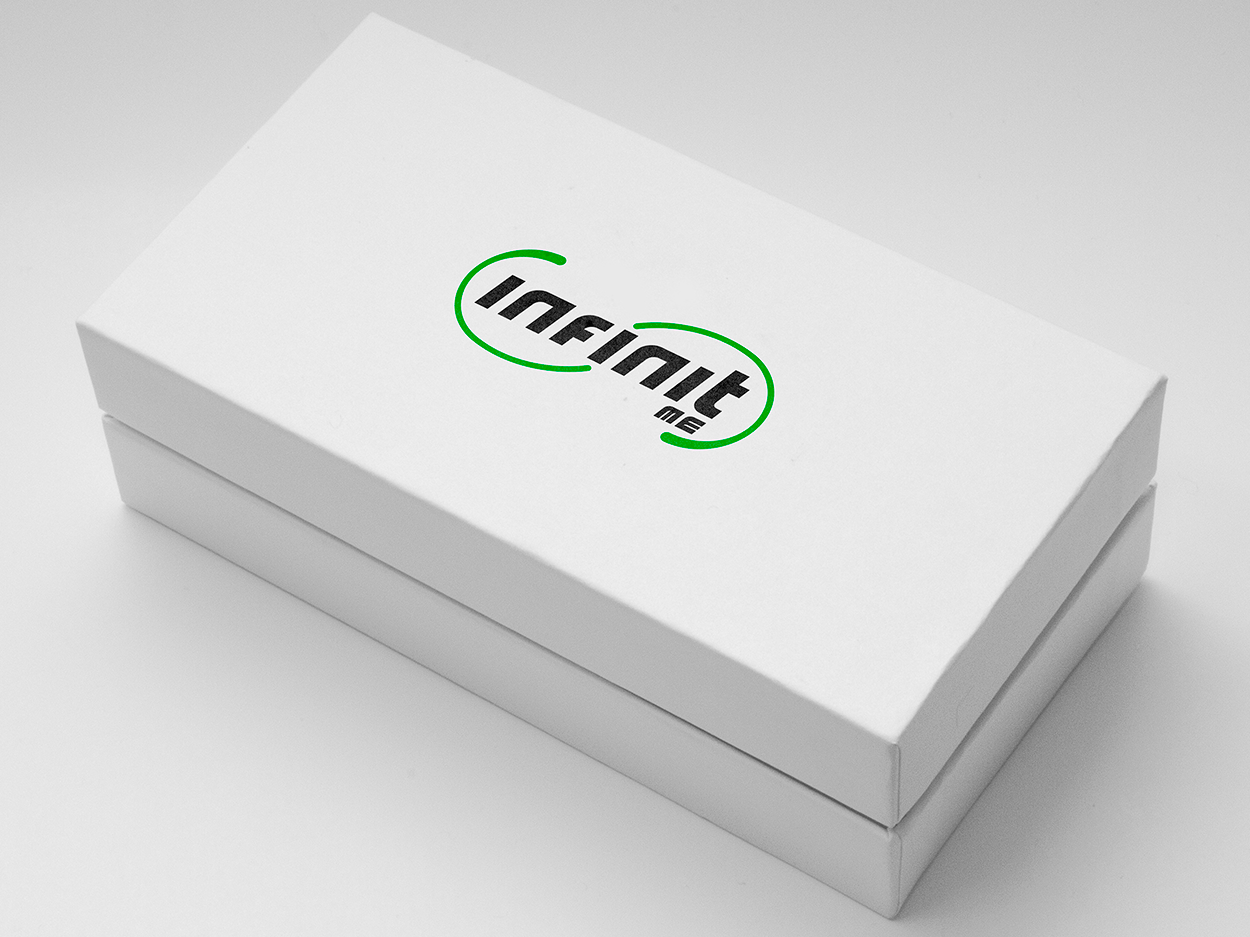 InfinitME Logo Design Project corporate corporate design type clean identity lettering illustrator icon flat vector minimal typography brand design identity design branding logo design illustration