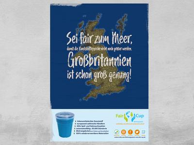 Out Of Home Media (Poster) gestaltung deutschland digitalart illustration coffeeshop germany print print design outdoor advertising typogaphy visualization symbolism concept art artwork poster design