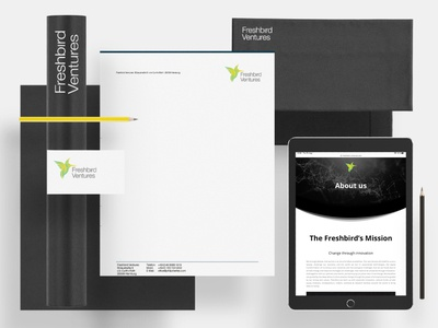 Corporate Design Proejct minimal illustrator gestaltung identity design logo corporate germany corporate design branding brand design