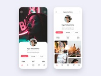 Daily UI 006 - User Profile