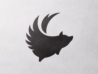 Barnyard Creative creative barnyard barn redesign logo pig