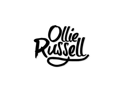 Dribbble First Shot: My Logo