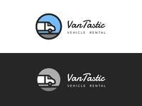 VanTastic Logo Concept 2