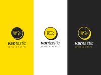 VanTastic Logo Concept 3