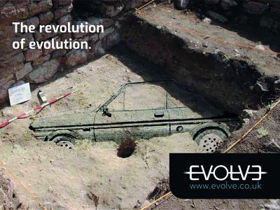 Evolve - The Revolution of Evolution