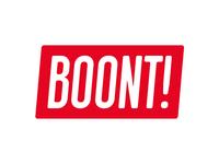 Boont! Logo