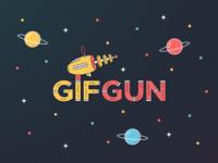 GIF GUN Logo