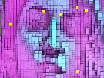 Facial Recognition ideas avatar nature art direction artist 3d animation future face digital artist illustration body vr concept digital art 3d art digital render art 3d