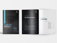 Charlie - Company Profile Template