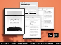 Client Goodbye Kit Template