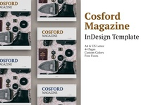Cosford Magazine Template