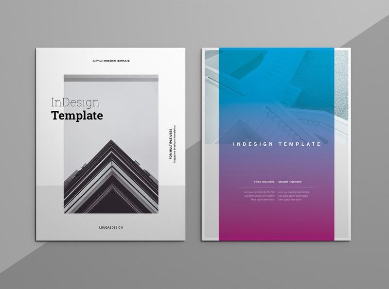 Multipurpose Indesign Template 8 free download indesign template multipurpose catalogue clean business elegant portfolio modern magazine branding brochure template