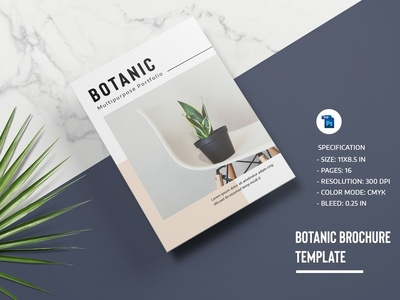 Multipurpose Portfolio Brochure, Photoshop Template portfolio page free download templates portfolio site catalogue clean business elegant portfolio modern magazine branding brochure template