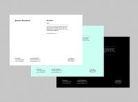 Portfolio Template free download indesign catalogue business elegant portfolio modern magazine branding brochure template