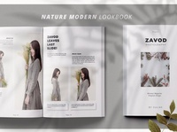 Zavod Photography Portfolio photograhy portfolio site photography catalogue clean business elegant portfolio modern magazine branding brochure template