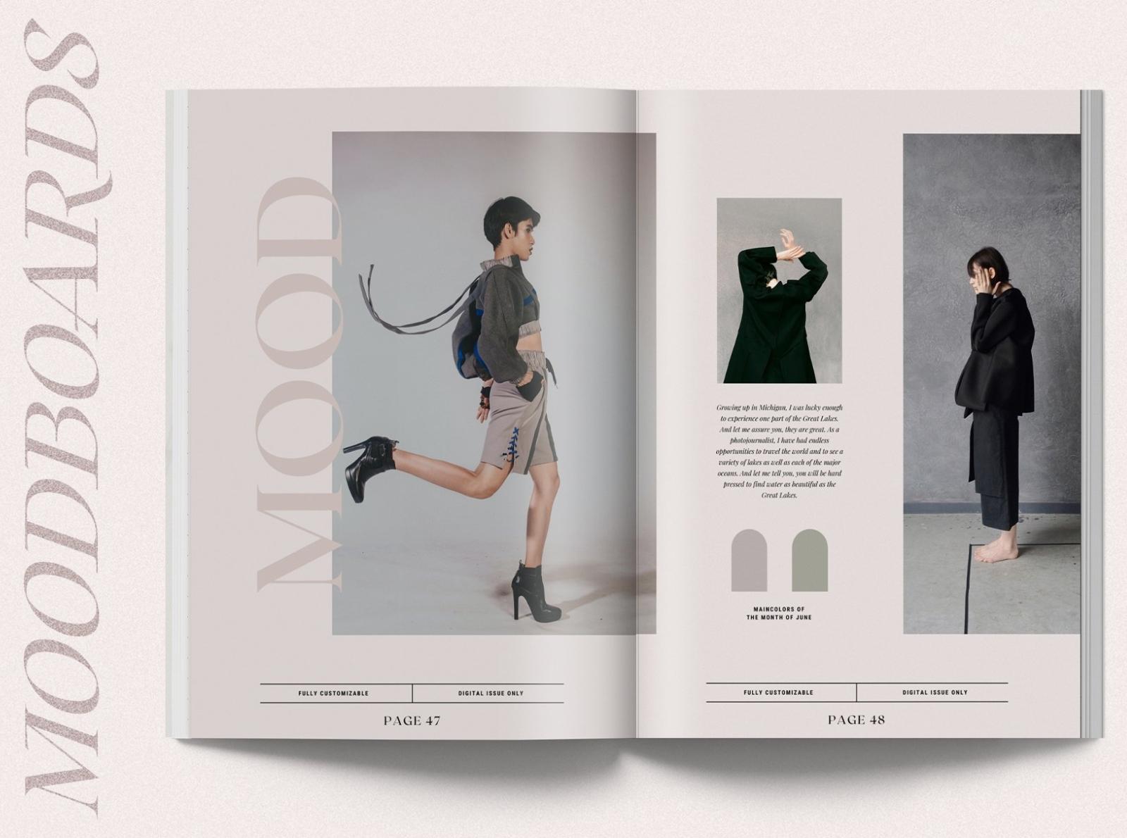 Sophie Canva Ebook Magazine Workbook Creator By Brochure Design On Dribbble
