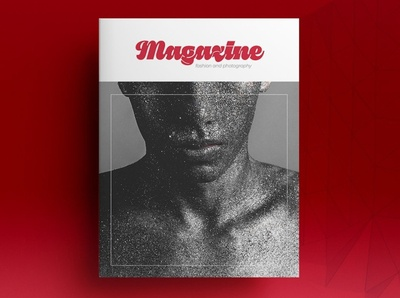 Art Magazine Layout layout download magazine ad art catalogue clean business elegant modern magazine branding brochure template portfolio