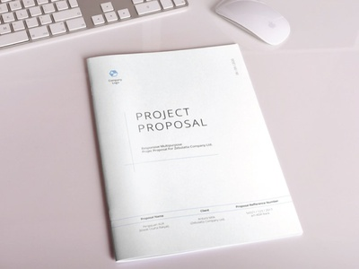 Project Proposal Template free download templates proposal project lookbook indesign catalogue clean business elegant modern magazine branding brochure template portfolio