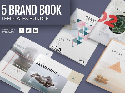 Brand Book Templates