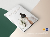 Product Fashion Lookbook Template