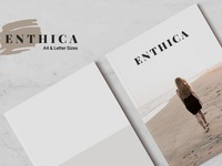 ENTHICA Brochure Template
