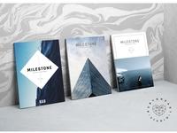 MILESTONE Magazine Template