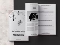 E-course Workbook InDesign Template