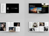 Gravix - Square Photography Brochure