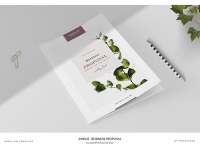Amelie - Business Proposal