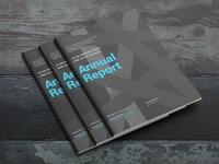 Deep Annual Report Pro Template