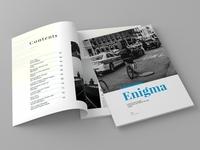Magazine Template Vol. 16