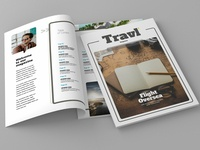 Magazine Template Vol. 13