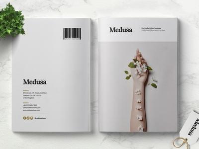 MEDUSA - Lookbook Brochure Fashion