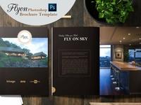 Flyon Brochure Photoshop Template