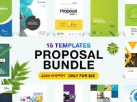 Business Proposal Bundle | 15 in 1