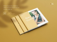 Sand Collection Brochure Template