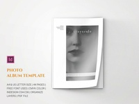 Photo Album Template