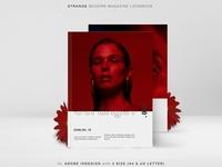 STRANGE Modern Magazine Lookbook