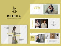 Reinca - Lookbook Fashion Catalogue