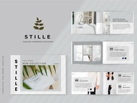 Stille - Fashion Lookbook Catalogue