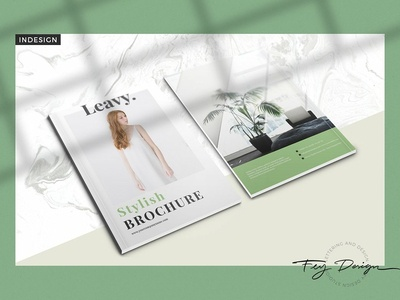 Leavy - Multipurpose Brochure