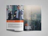 Business Corporate Brochure