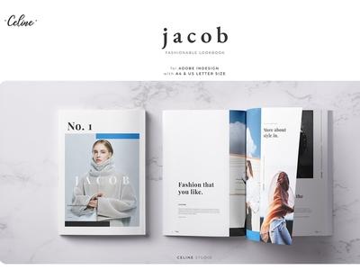 JACOB Fashionable Lookbook